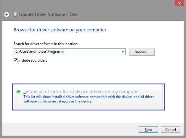 Install Mtp Usb Device Driver